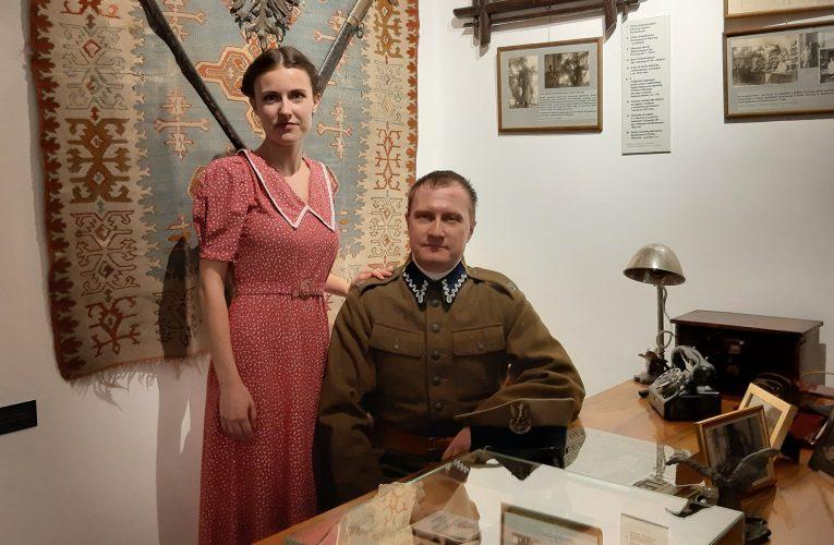 Wystawa o 12 Pułku Piechoty z Wadowic