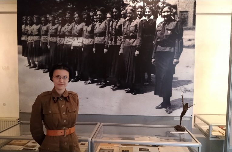 Wizyta w Fundacji im. Elżbiety Zawackiej w Toruniu
