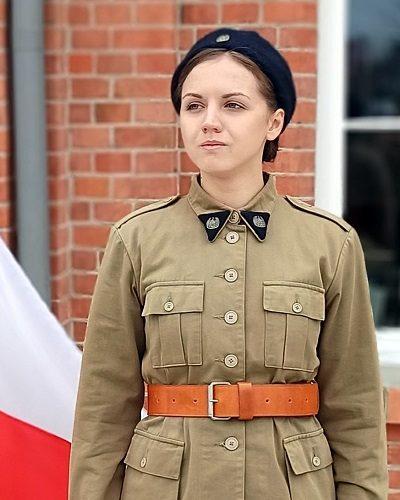 Mirella Paradowska – skarbniczka